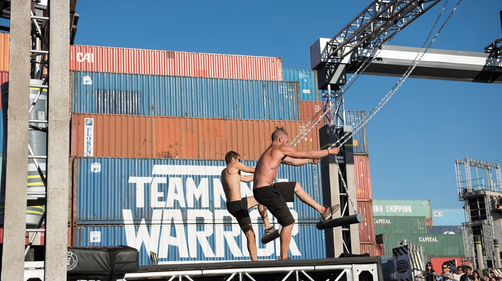 Esquire Network's TEAM NINJA WARRIOR Debuts as Most-Watched Premiere in Network History