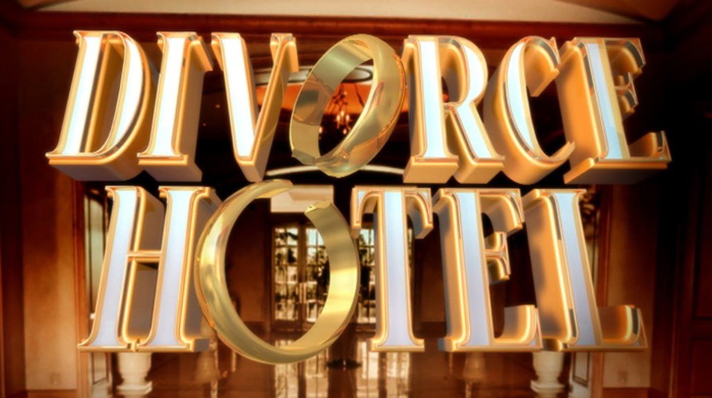 "Fox greenlights pilot for new reality format, ""Divorce Hotel"""