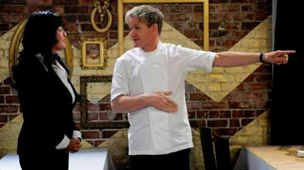 Ahead of tonight's fifth season premiere of Fox's Kitchen Nightmares