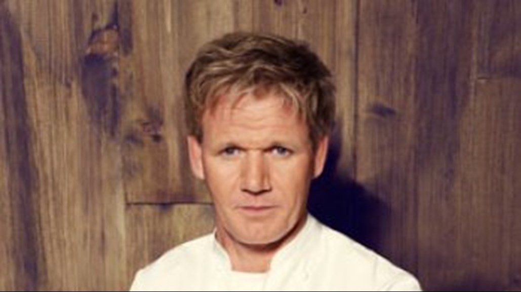 Fox Inks New Deal With Gordon Ramsay