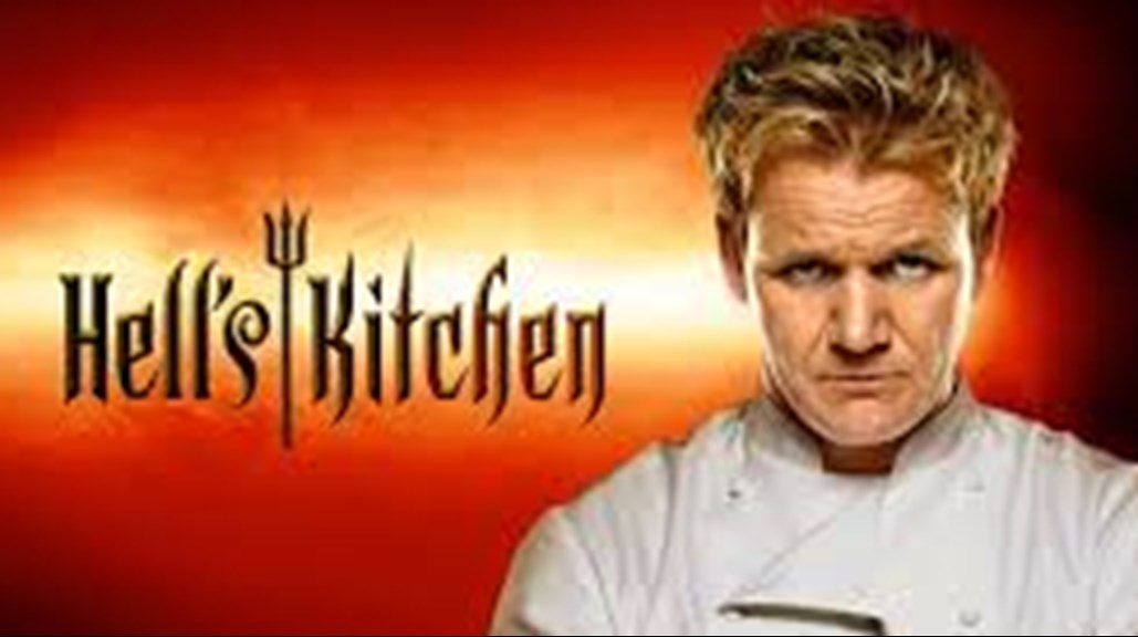 "CHEF GORDON RAMSAY OPENS THE DOORS OF ""HELL'S KITCHEN""  ON THE TWO-HOUR SEASON 13 PREMIERE WEDNESDAY, SEPTEMBER 10, ON FOX"