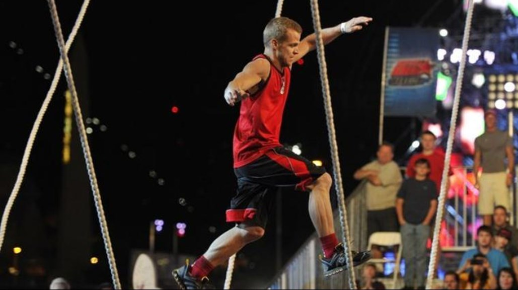 American Ninja Warrior Is Exactly What Sports Should Be