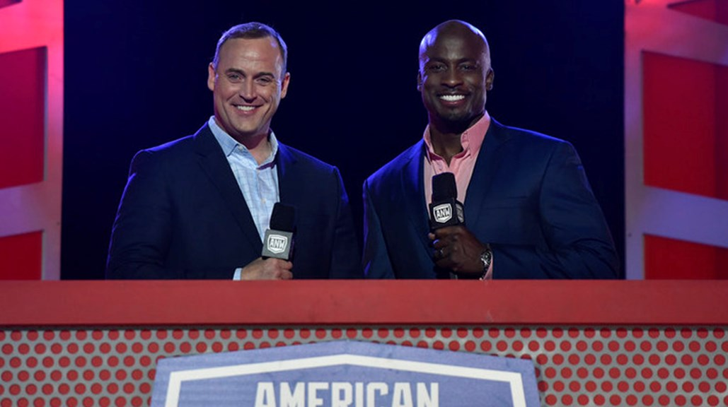 Esquire orders American Ninja Warrior spin-off to series