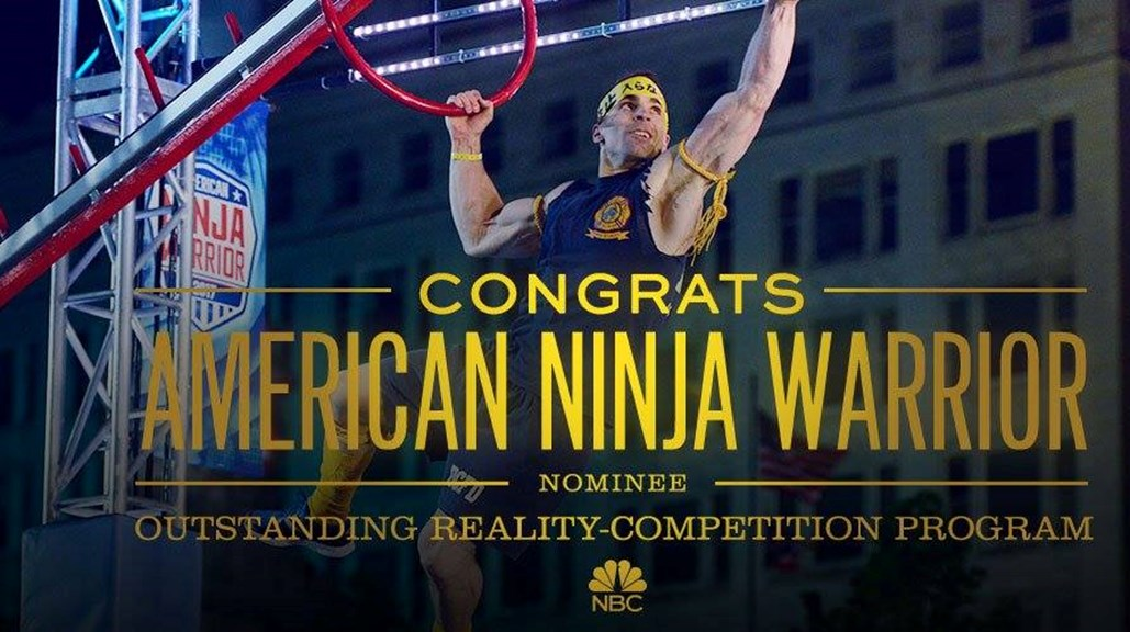 American Ninja Warrior Emmy Nomination