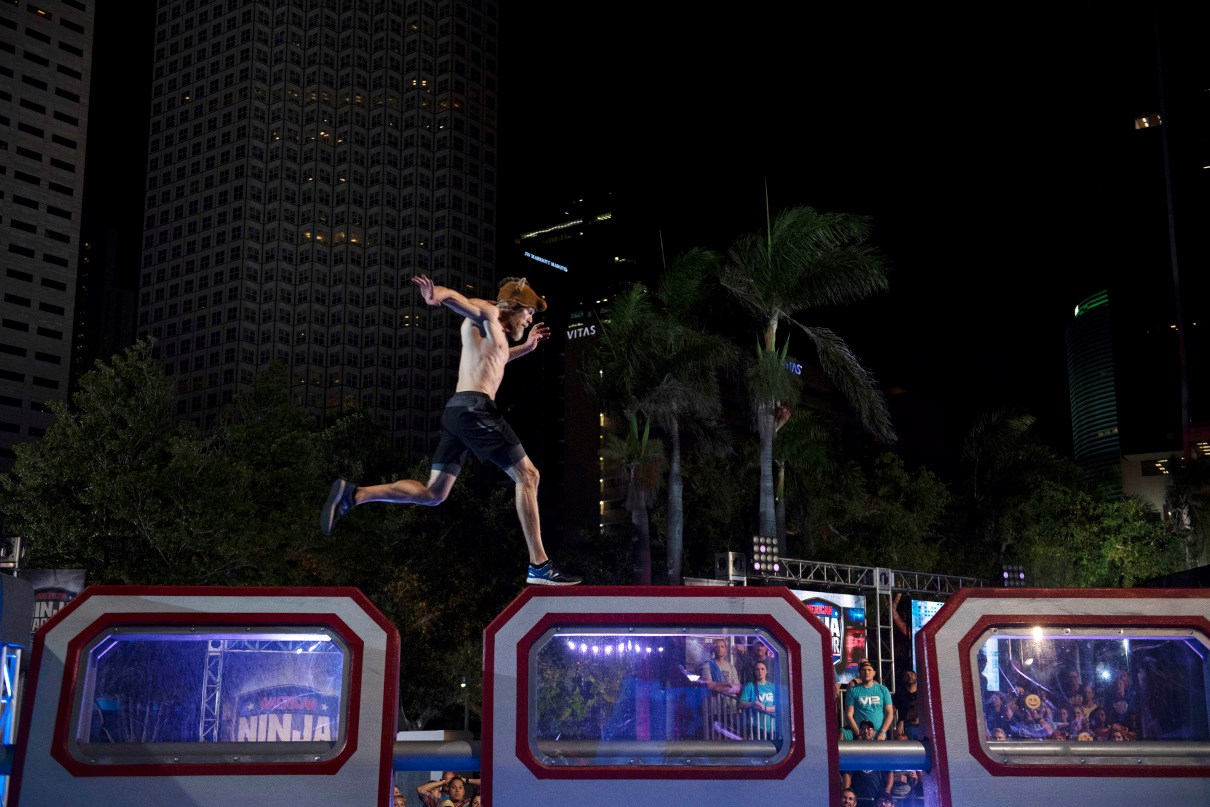 How 'American Ninja Warrior' EP Arthur Smith Has Athletically Adapted To Become An Emmys Mainstay