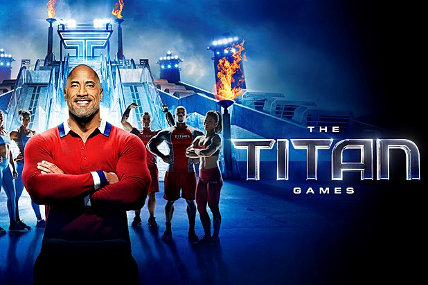 'Titan Games' Challenges Were Inspired by Dwayne Johnson's Grueling Workouts, Executive Producer Says