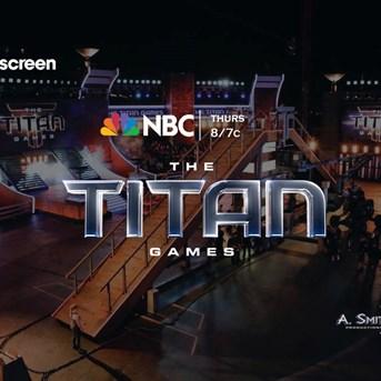 The Titan Games' EP Arthur Smith On Building The Titan Arena, The