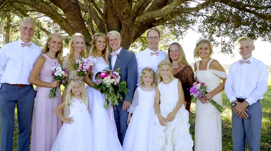 Meet the Plaths! New TLC Show Follows Conservative Family with 9 Kids Who Don't Use Technology