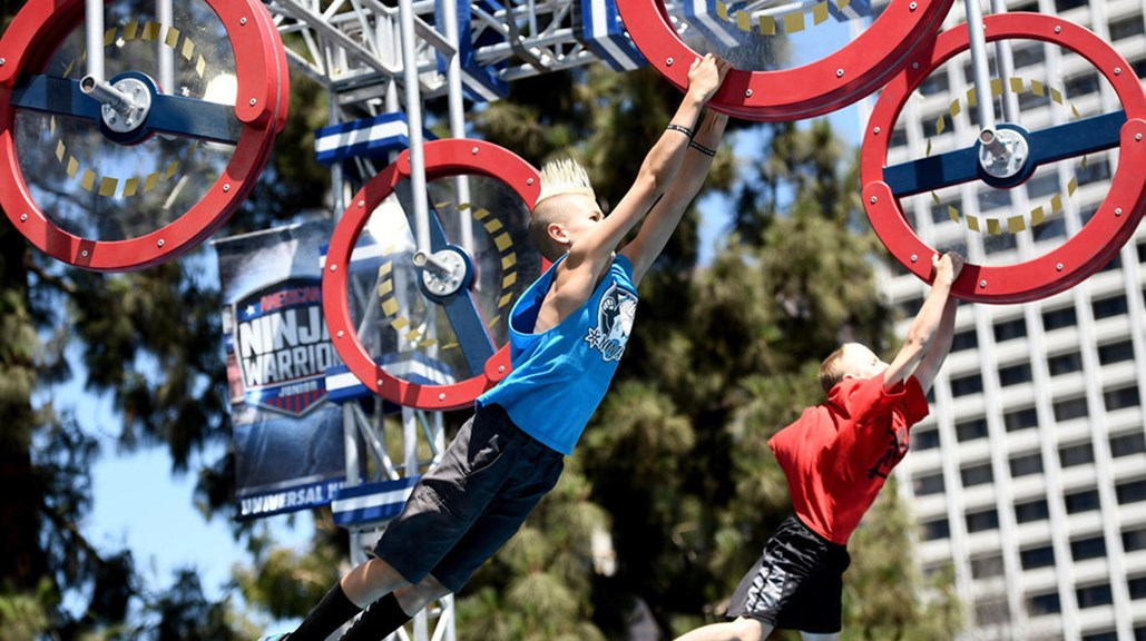 The Kids In This American Ninja Warrior Junior Season 2 Trailer Go Way Harder Than You