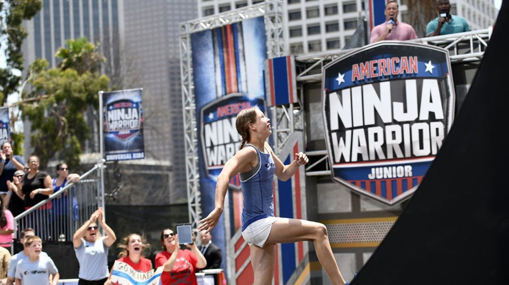 Ninja Warrior Junior picked up for second season, opens casting